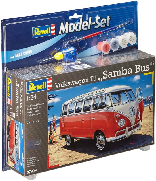 Model Set VW T1 Samba Bus