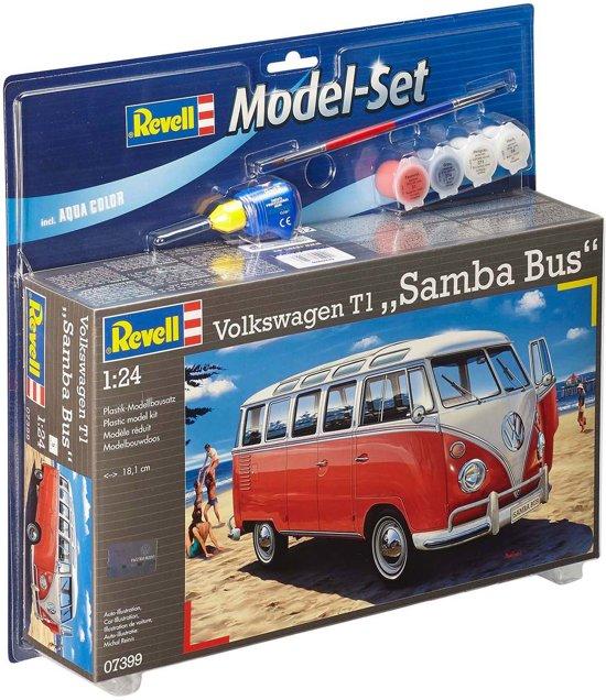Model Set VW T1 Samba Bus