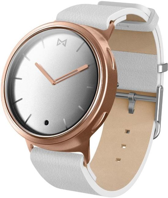 Misfit Phase Smartwatch - Roségoud/wit