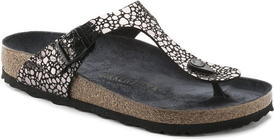 Birkenstock Gizeh Dames Slippers - Black