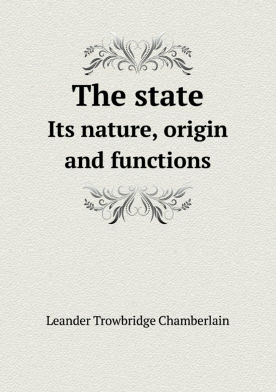 the state of nature and its