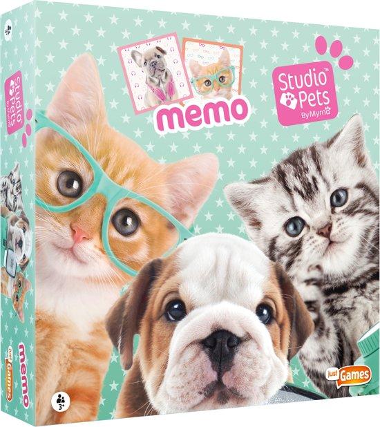 Afbeelding van het spel Studio Pets - Memo