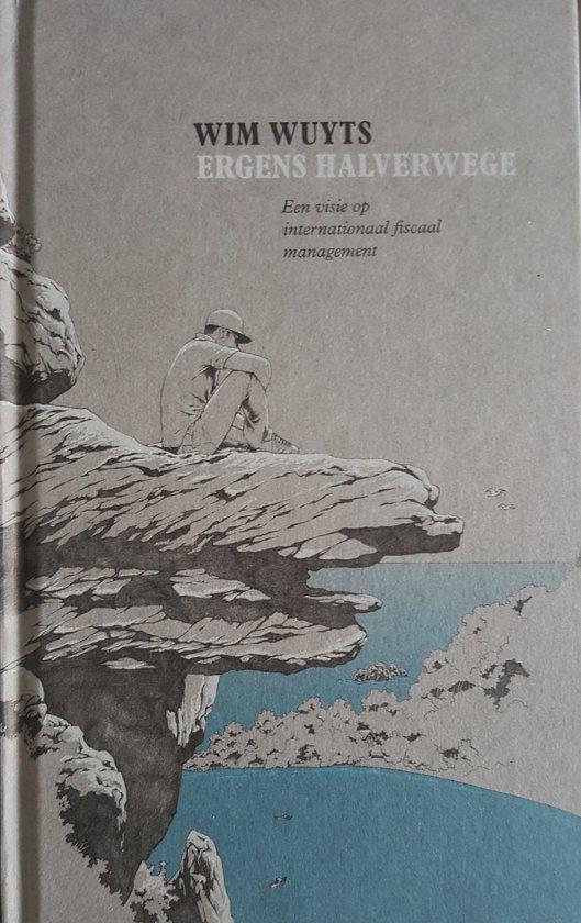 Ergens halverwege - Wim Wuyts pdf epub