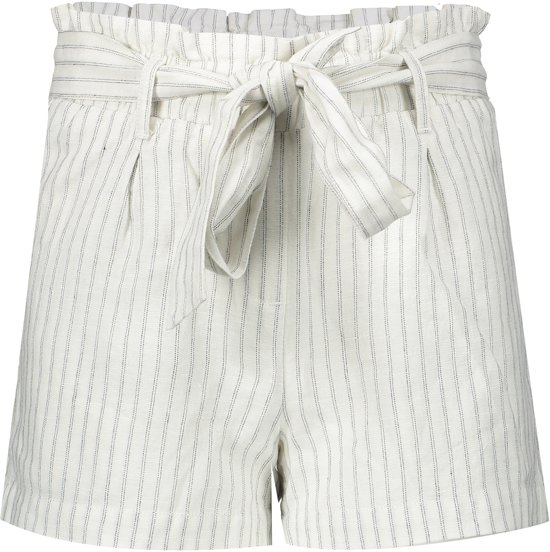Geisha Meisjes korte broeken Geisha  Shorts striped with strap wit 176