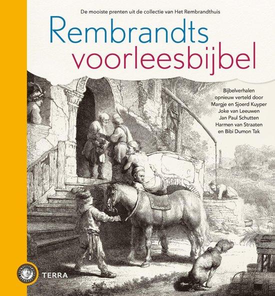 Boek cover Rembrandts voorleesbijbel van Margje Kuyper (Hardcover)
