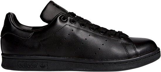 Maat Adidas 3 45 Sneakers Smith Stan 1 Unisex Zwart CCHqAXw6