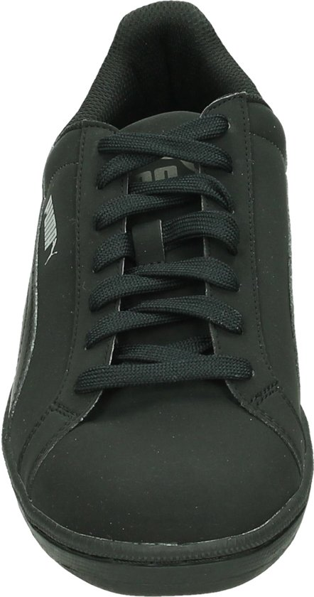 Buck 43 Maat Black Silver Puma 9 Sneakers Uk puma Heren Smash Eu Sx5gH57