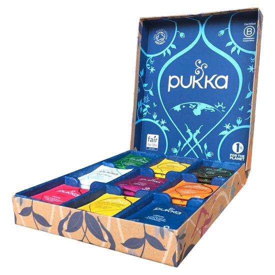 Pukka Selectiebox - 5 x 9 smaken