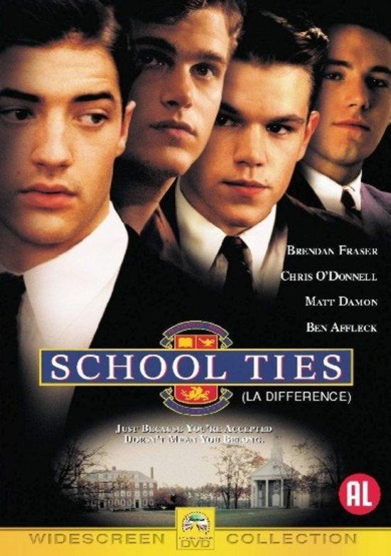 Cover van de film 'School Ties'