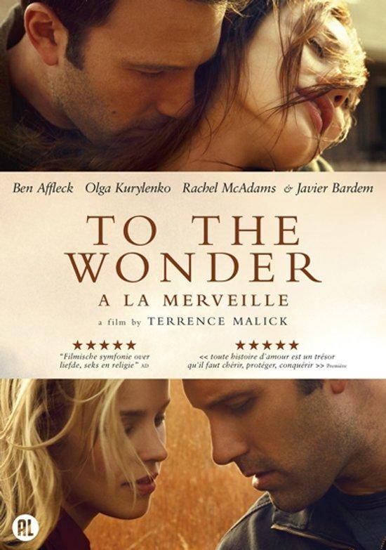 Cover van de film 'To The Wonder'