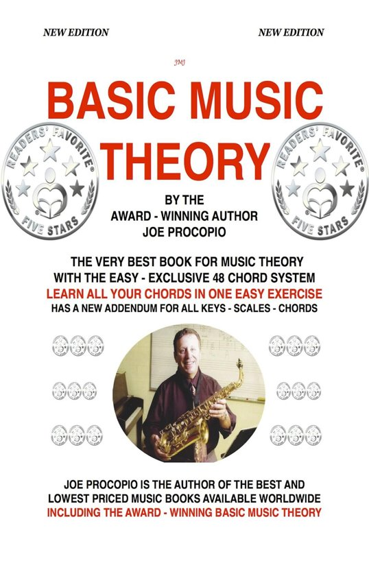 Music Theory Ebook