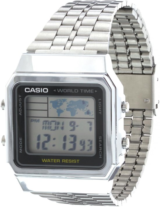 Casio Classic Retro Horloge A500WEA-1EF