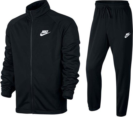 Nike M NSW Ce Track Suit Pk Basic Trainingspak Heren BlackBlackWhite
