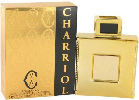 Charriol Royal Gold Eau de Parfum Pour Homme 100 ml eau de parfum spray