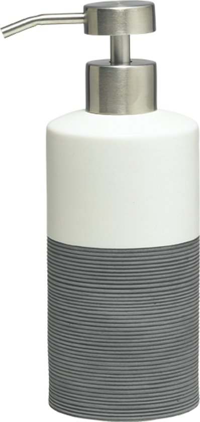 Sealskin Doppio - Zeepdispenser - Grijs