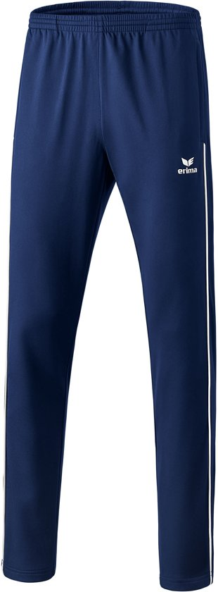 Erima Shooter 2.0 Polyester Trainingsbroek Senior Trainingsbroek - Maat S  - Mannen - blauw