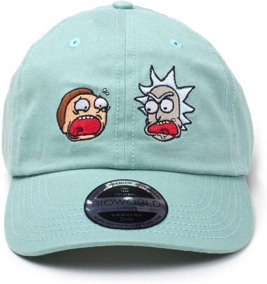 Rick & Morty - Dad Cap / Pet