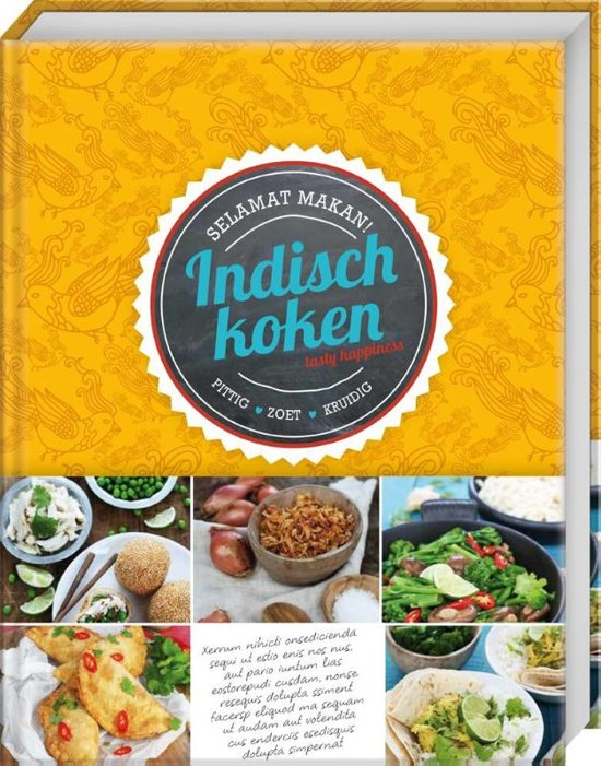 Homemade happiness 4 - Indisch koken