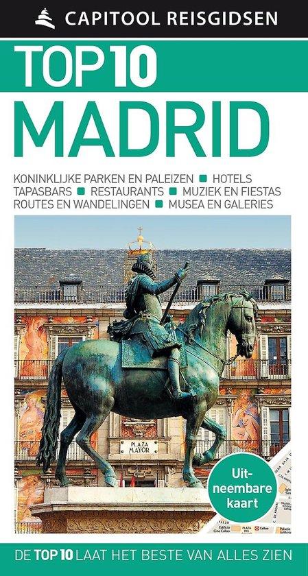 Capitool Reisgidsen Top 10 - Madrid