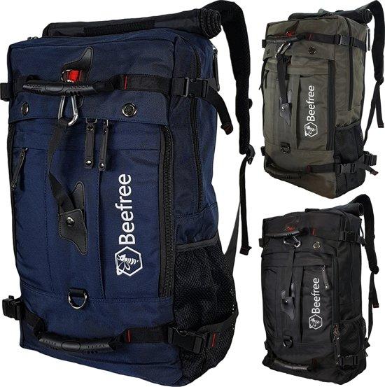 8833832238e Beefree Anti diefstal rugzak  handbagage koffer   handbagage backpack    reistas   rugtas   werktas