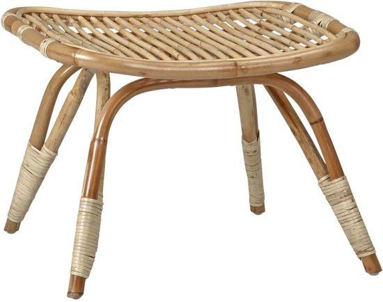 Sensational Bol Com Woonexpress Voetenbank Mook Naturel Ibusinesslaw Wood Chair Design Ideas Ibusinesslaworg