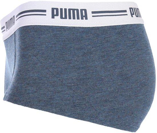 Onderbroek Short 2pDark Denim Puma Iconic Dames Mini BCdxoe
