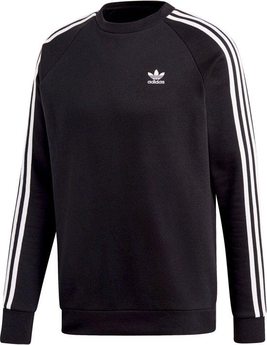 1e45a673543 adidas Trui - Maat M - Mannen - zwart/wit