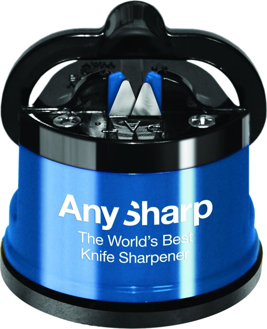 Anysharp Messenslijper essentials - Blauw