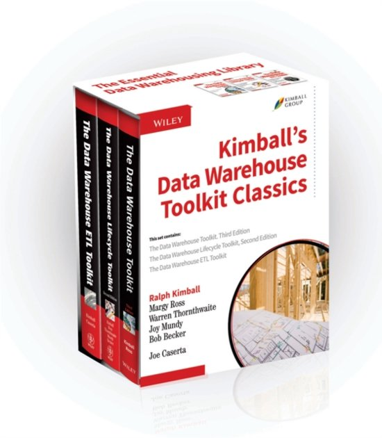 The Data Warehouse Toolkit Ebook
