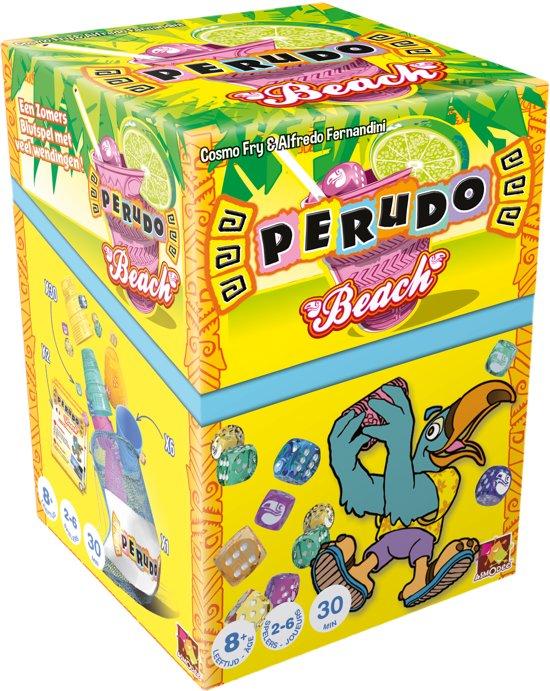 Afbeelding van het spel Perudo Beach - Dobbelspel - NL/FR