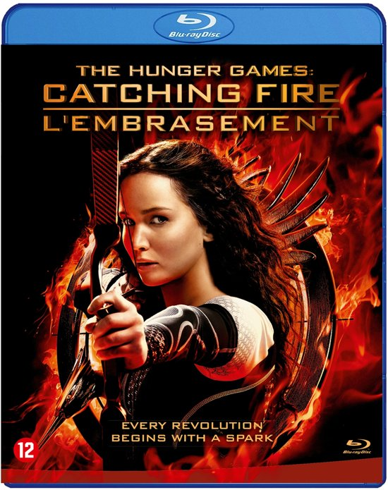 The Hunger Games: Catching Fire (Blu-ray)