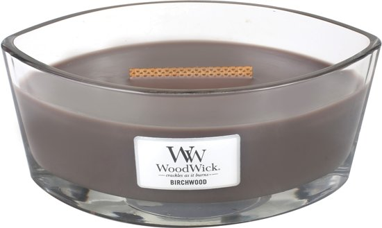 WoodWick® HearthWick Flame® Ellipse Fireside