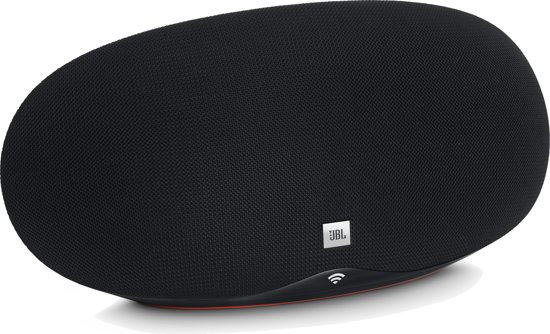 JBL Playlist - Draadloze Google Cast Speaker - Zwart