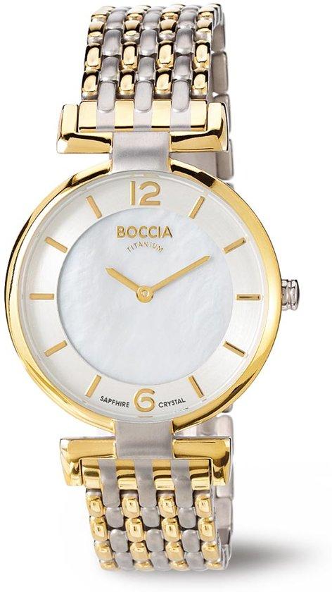 Boccia Titanium 3238-04 Horloge - Titanium - Bicolor - 30 mm eefea8b2b78