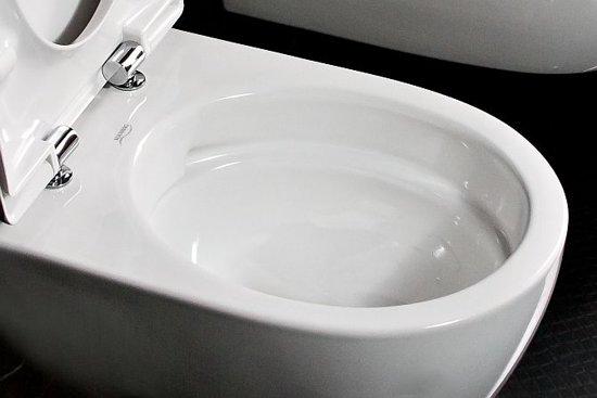 Toilet Zonder Spoelrand : Atlantic norfolk wc pack zonder spoelrand kopen kieskeurig