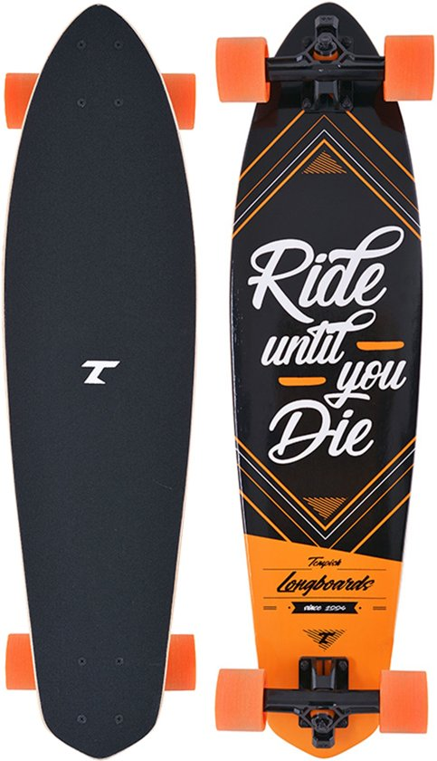 74f962a4961a06 Tempish RIDE longboard