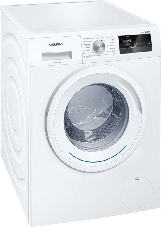 Siemens WM14N020NL iQ300 - iSensoric - Wasmachine in Oetelaar