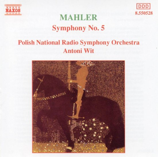 Mahler: Symphony no 5 / Antoni Wit, Polish National RSO