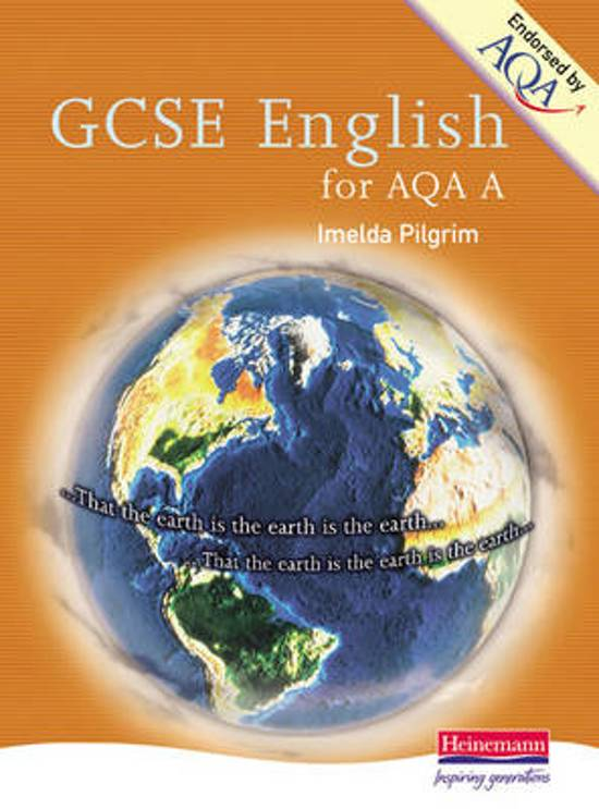 A GCSE English for AQA