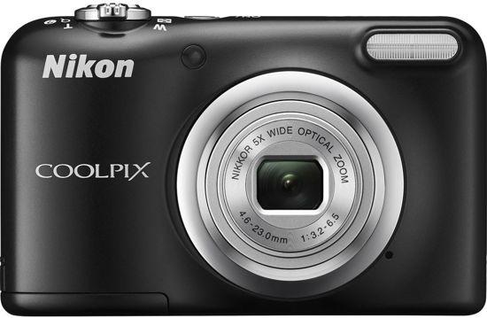 Nikon COOLPIX A10 - Zwart + Tas