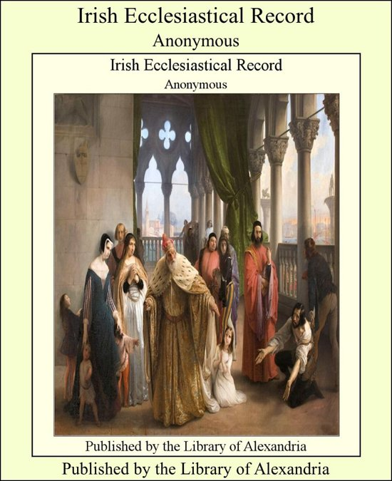 Irish Ecclesiastical Record