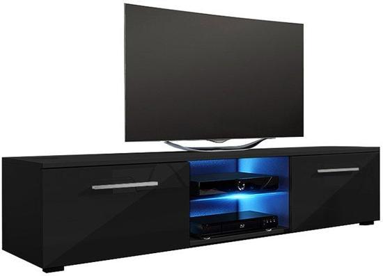 Led Verlichting Kast : Bol tv meubel tv kast tenus zonder led verlichting body