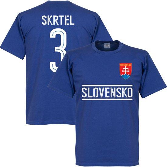 Slowakije Skrtel Team T-Shirt - L