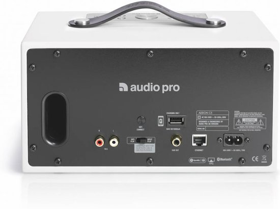 Audio Pro C5 Connected Multiroom Speaker
