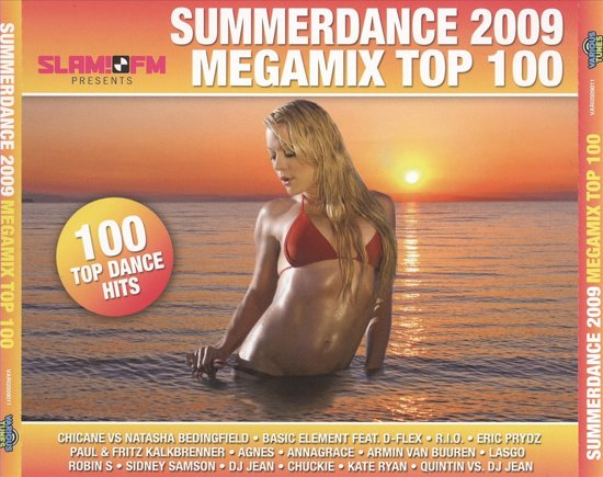 Summerdance 2009 Megamix Top 100