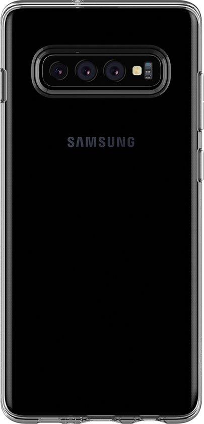 Spigen Liquid Crystal - voor Samsung Galaxy S10 Plus - Transparant