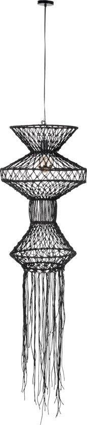 Dutchbone Tangan - Hanglamp - Zwart