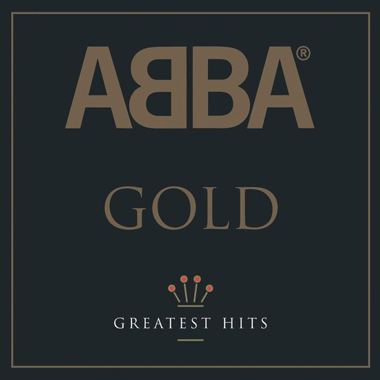 CD cover van Gold van ABBA