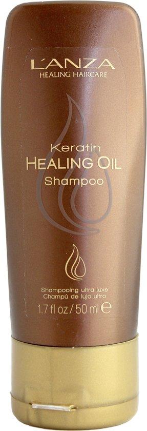 L'Anza - Keratin Healing Oil - Shampoo - 50 ml