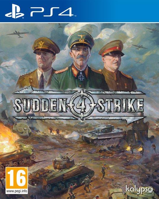 Sudden Strike 4 PlayStation 4